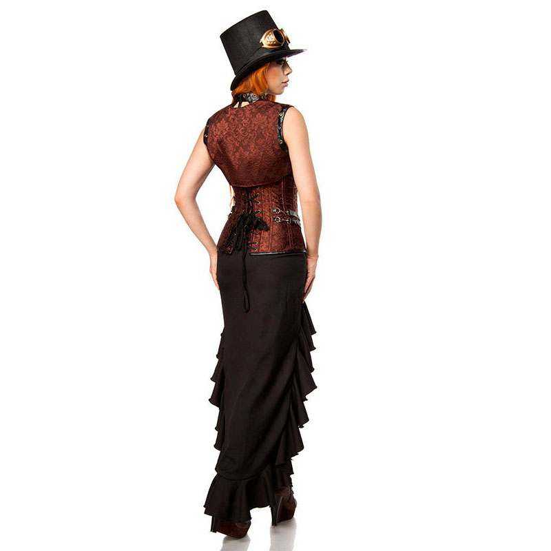 Steampunk Kostüm Lady