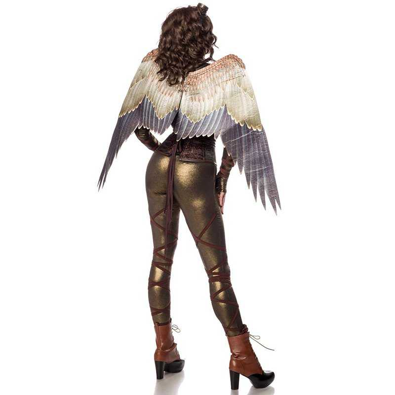 Steampunk Angel Fighter Kostüm